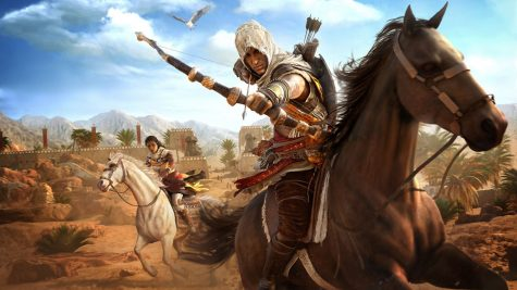 "Game Review: ""Assassin's Creed: Origins"""