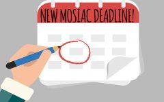 Mosaic deadline