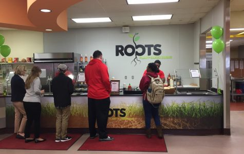 Roots celebrates grand opening