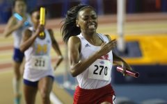 Women's track makes big strides at indoor championships