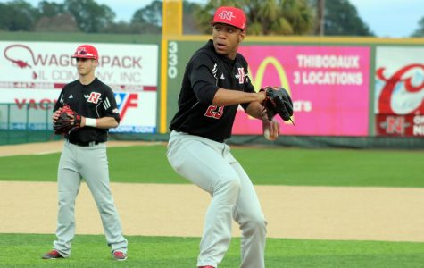 Nicholls baseball remains hopeful despite dropping weekend games