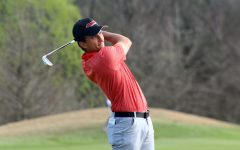Nicholls men's golf impresses with top-three finish