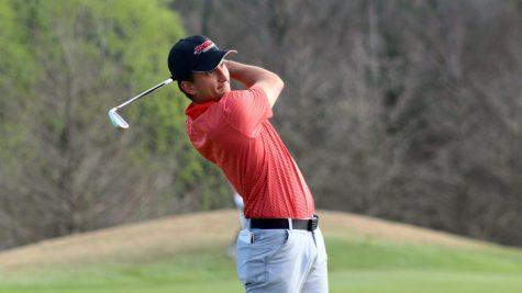Nicholls men's golf impresses with top-three finish
