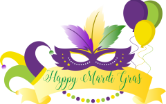 5 festivities to refresh your Mardi Gras spirit
