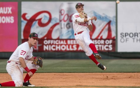 Nicholls baseball prepares to open 2018 season at home