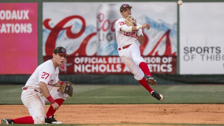 Nicholls baseball prepares to open 2018 season at home