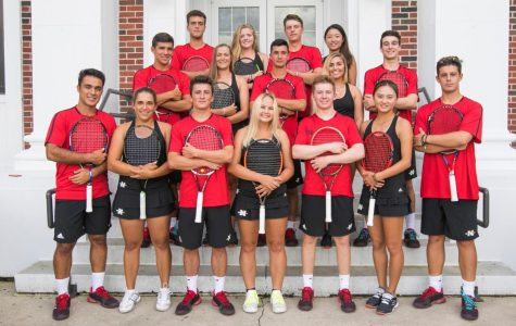 Men's and Women's Tennis welcome new season and new assistant coach