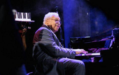 Ellis Marsalis returns to Nicholls for trio concert