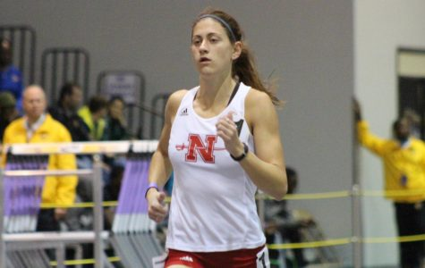Nicholls track approaches final meet before indoor championship