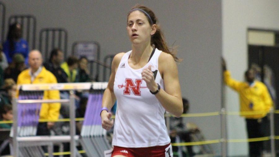 Nicholls track approaches final meet before indoor championship