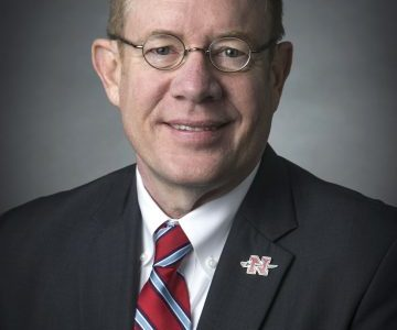 Nicholls president Jay Clune to participate in Dancing with the Stars event