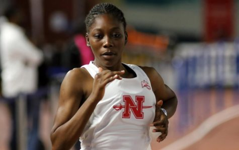 Nicholls track competed in first outdoor meet