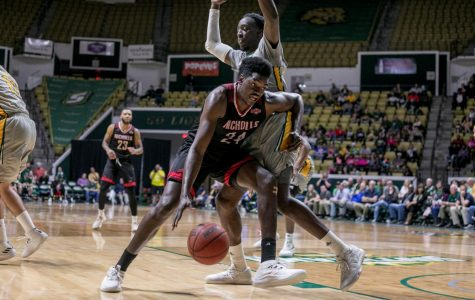 Men's Basketball season comes to an end in Southland Conference tournament