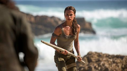 Movie Review: Tomb Raider