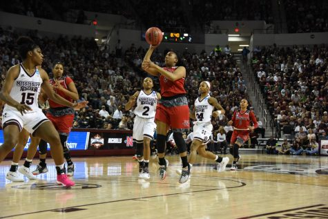Historic season for women's basketball comes to an end