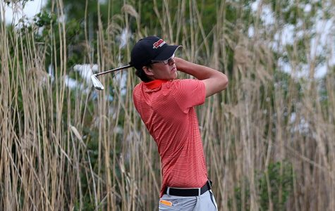 Nicholls golf finished regular season