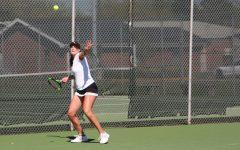 Nicholls tennis looks to capitalize on key home stretch