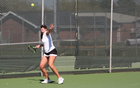 Nicholls tennis looks to capitalize on key home stretch