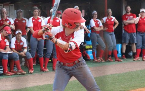 Softball splits half of their last six games