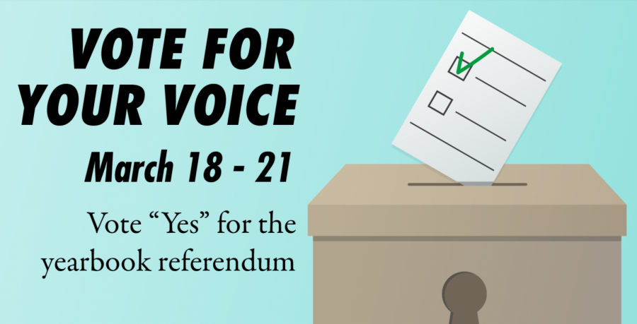 Personal Opinion: What students will get from the referendum