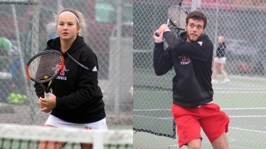 Nicholls+tennis+prepared+for+the+challenge+as+conference+play+begins