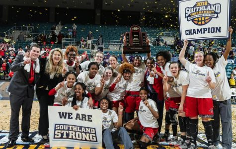 Women's basketball wins first conference championship