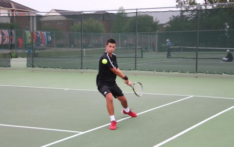 Season comes to an end for Nicholls tennis