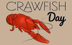 Sage the Gemini to headline Crawfish Day