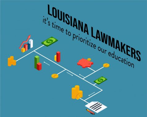 Editorial: Louisiana Lawmakers, it