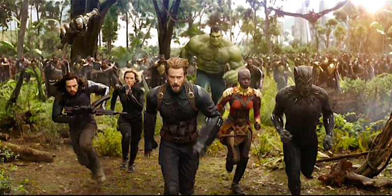the nicholls worth | movie review: avengers: infinity war