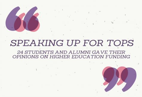 Nicholls students share the importance of funding for higher education
