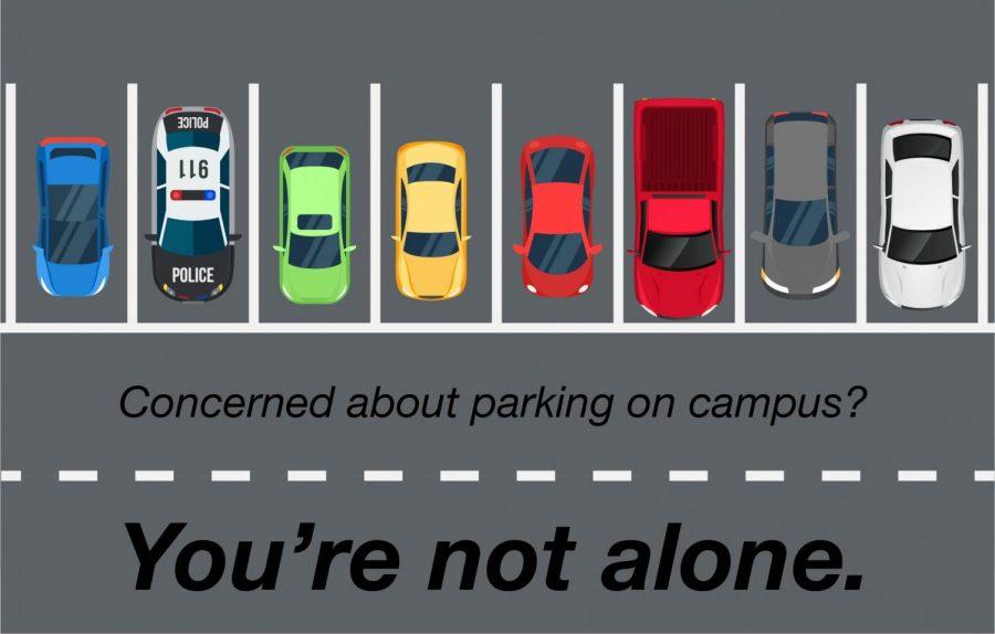 Nicholls+students+voice+concerns+over+limited+parking+spots
