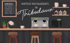Top five hottest restaurants in Thibodaux