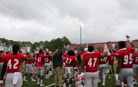 Nicholls football scheduled for their first home game of the season