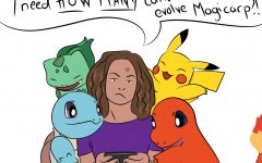 Nicholls students continue to play Pokémon Go around campus