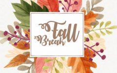3 tips for a successful fall break