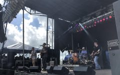 Acadia Music Festival attendees prevail through rainstorm