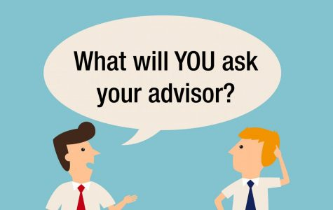 Students give advice on how to prepare for their advising appointment
