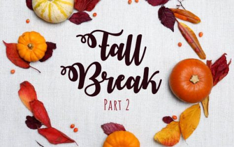 Tips for an enjoyable second fall break
