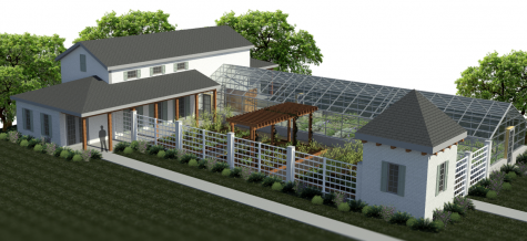 Future renovations made to greenhouse on campus said to benefit various departments