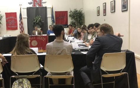 Campus renovations discussed in this week's SGA meeting