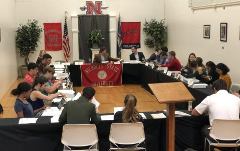 SGA discusses Homecoming events and future renovations