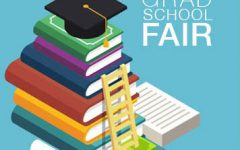 Graduate school information fair opportunity for students to further their education
