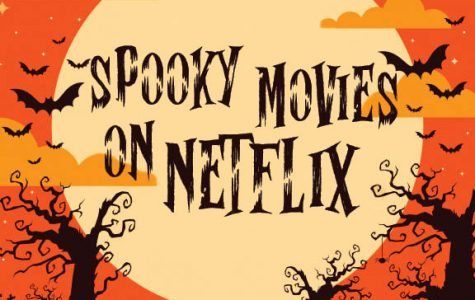 Spooky additions to Netflix in October