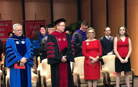 Investiture Ceremony held for the sixth president of Nicholls State University