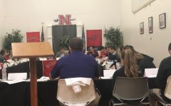 SGA passes motions for new lab equipment and Nicholls fountain and bayou-side cleanup