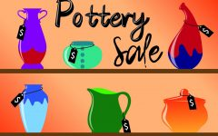 Nicholls Ceramic Club hosts annual Potter Sale for over 20 years