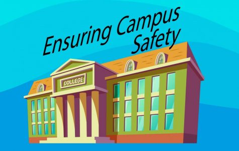 Chief of University Police discusses tips on campus safety
