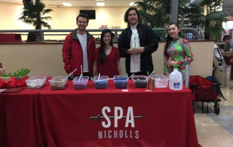 New SPA president takes over for the spring semester