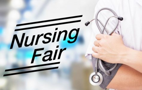 Career services and Nicholls nursing department help students network with job fair
